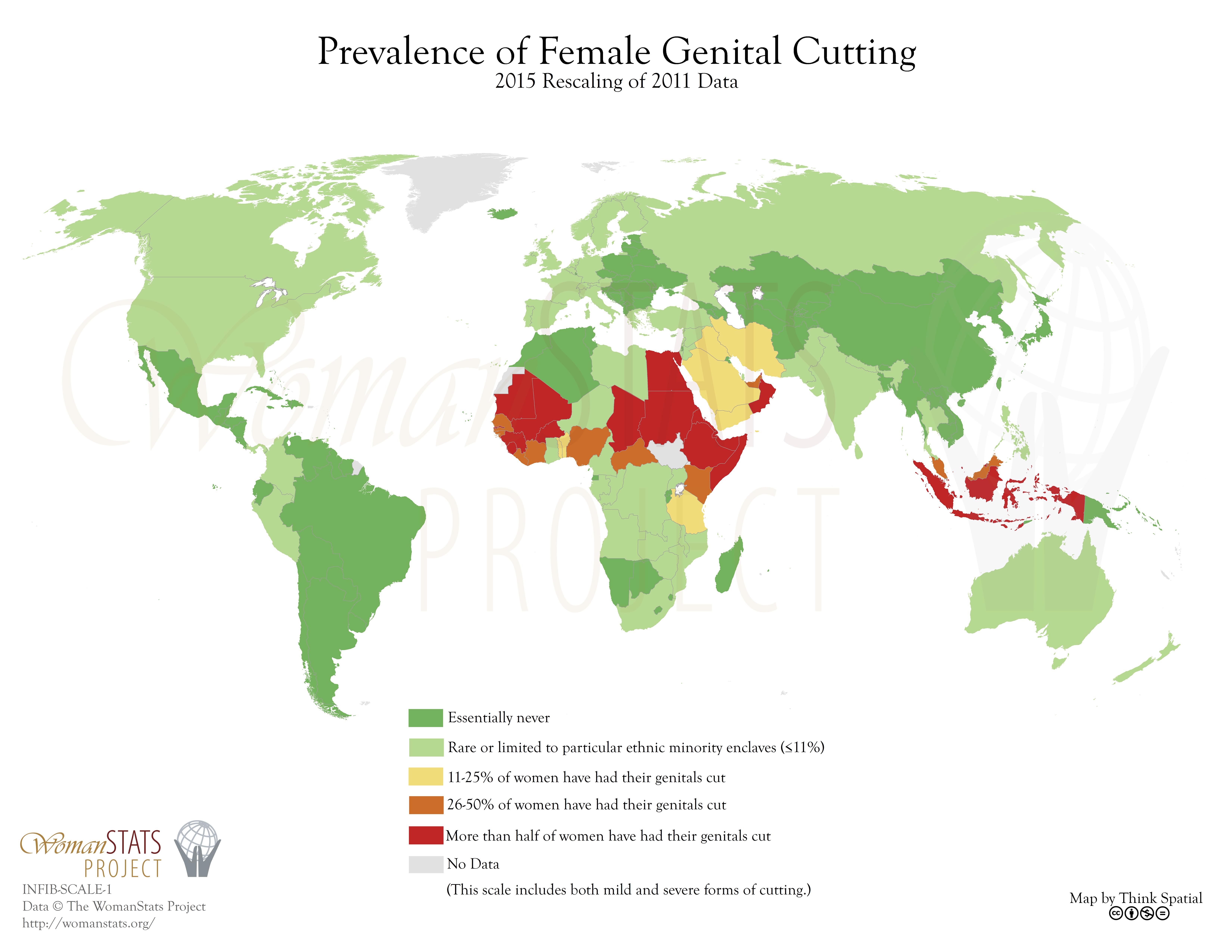 WomanStats Maps