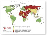 Overall Adequacy of Domestic Violence Law Statistic