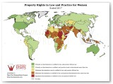 Property Rights in Law and Practice for Women Statistic