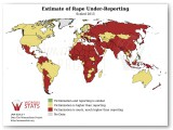 Estimate of Rape Under-Reporting Statistic