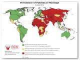 Prevalence of Patrilocal Marriage Statistic