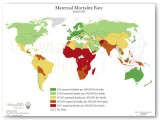 Maternal Mortality Rate 2015