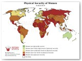 Women's Physical Security Statistic