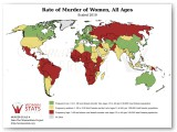 Rate of Murder of Women Statistic
